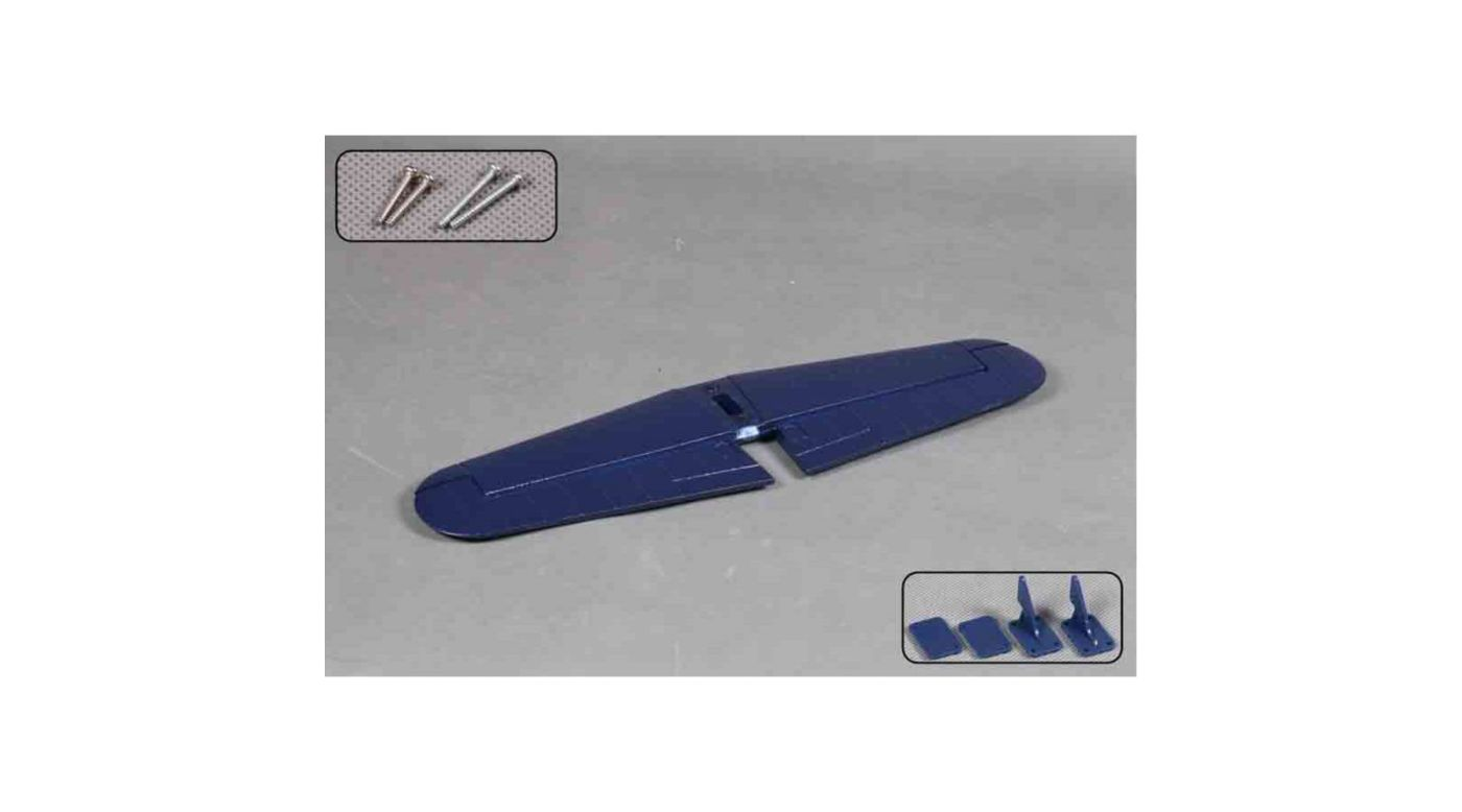 Image for Horz Stab Blue  F4U-4 1400mm from HorizonHobby