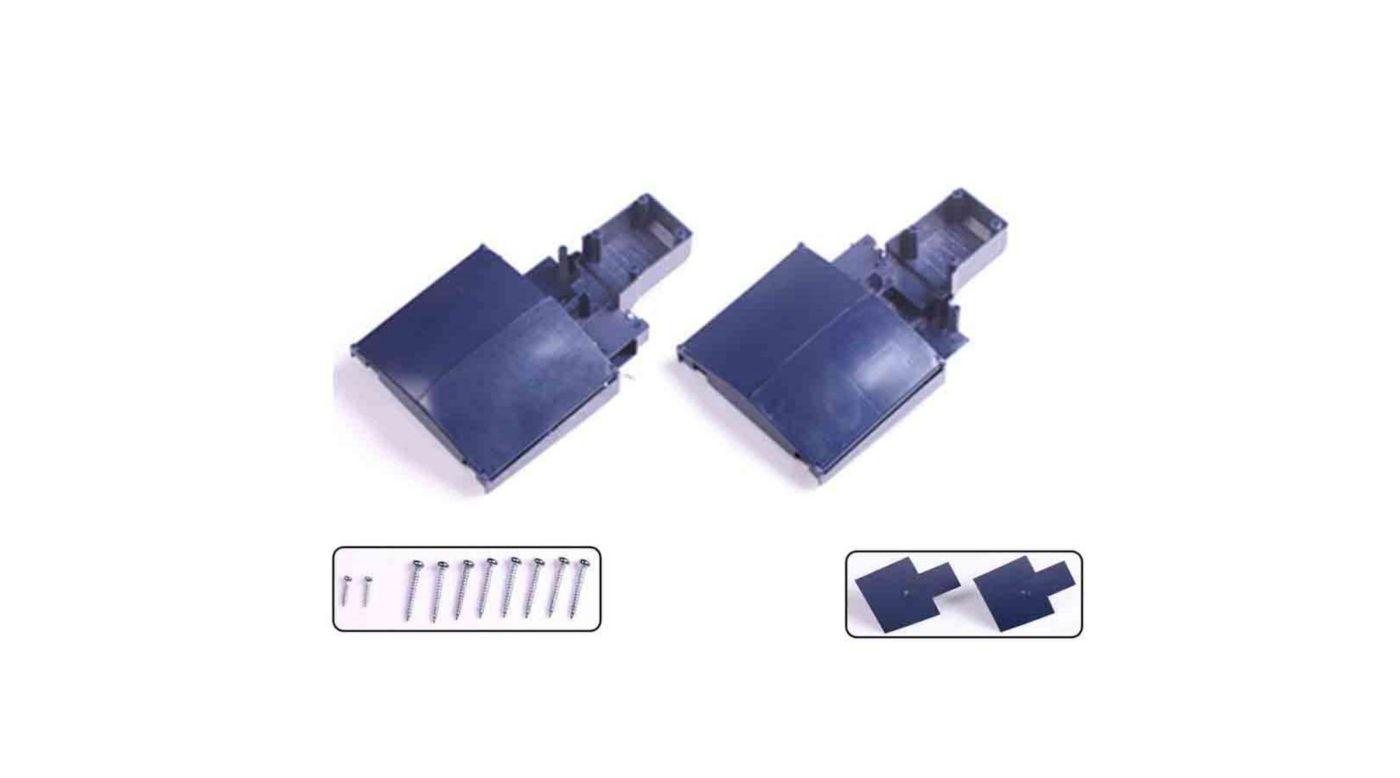 Image for Main Gear Door: F4U-4 1400mm, Blue from HorizonHobby