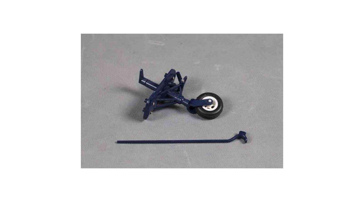 Image for Rear Land Gear: F4U-4 1400mm, Blue from HorizonHobby