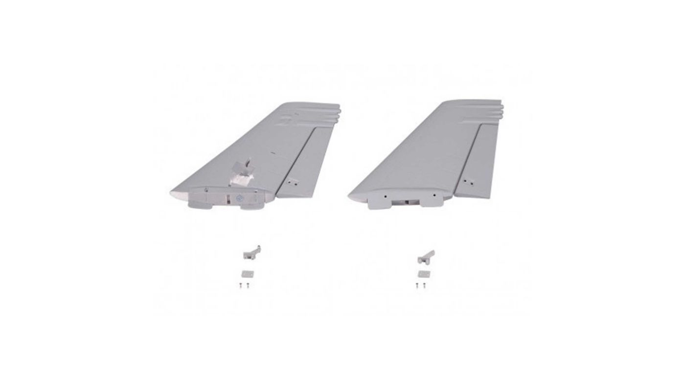 Image for Vertical Stabilizer: F-18 70mm from HorizonHobby