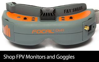 Shop FPV Monitors and Goggles