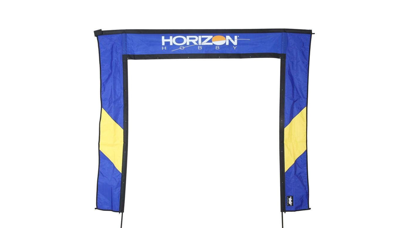 Image for 5'x5' FPV Race Gate Set with Bag (5): Horizon logo from HorizonHobby