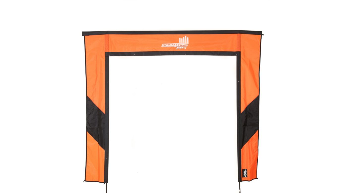Image for 5'x5' Race Gate Set with Bag (5): Team Spektrum FPV Logo from HorizonHobby