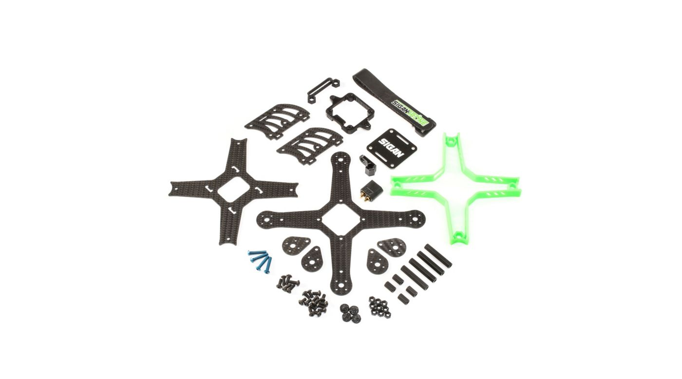 Image for SiganX140: Green from Horizon Hobby