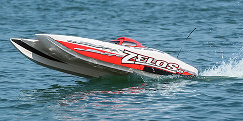 PRB09004 Pro Boat 48-inch Zelos 48 G Boat