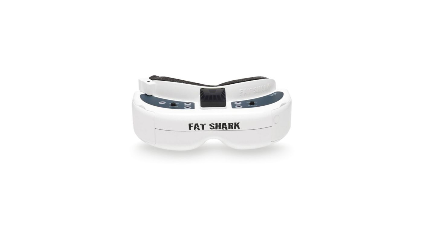 Image for Fat Shark Dominator HD3 Headset from HorizonHobby