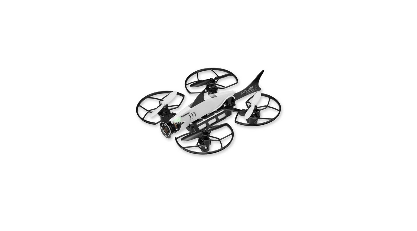 Image for 101 Shark Quad with Recon FPV Goggles from Horizon Hobby