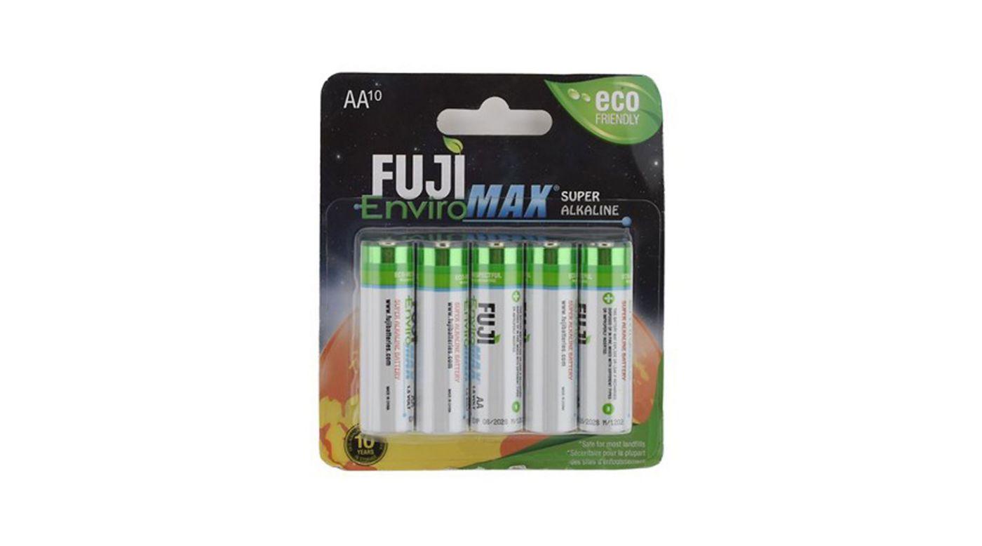 Image for AA Alkaline Battery (10) from HorizonHobby
