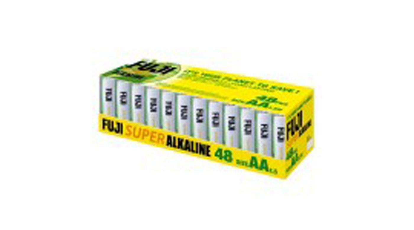 Image for AA EnviroMAX Alkaline Battery (48) from HorizonHobby