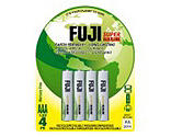 Fuji Novel Batteries - AAA EnviroMAX Alkaline Battery (4)