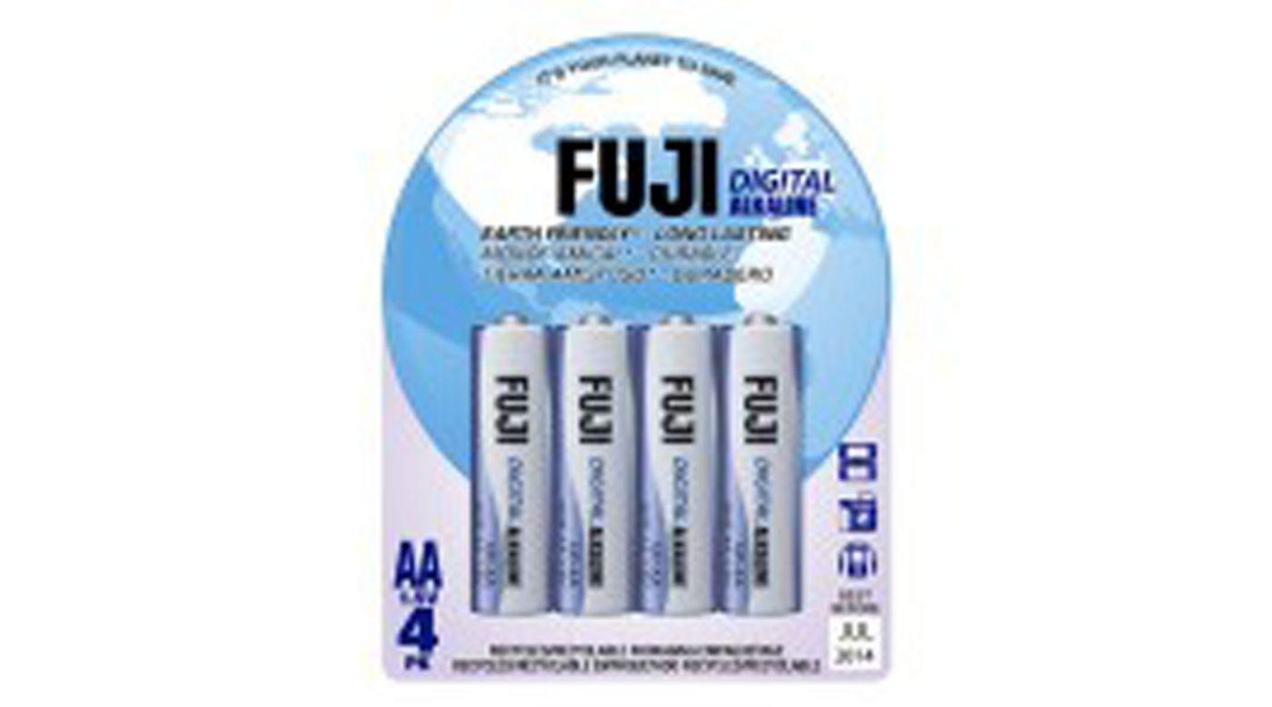 Image for AA Digital Alkaline Battery (4) from HorizonHobby