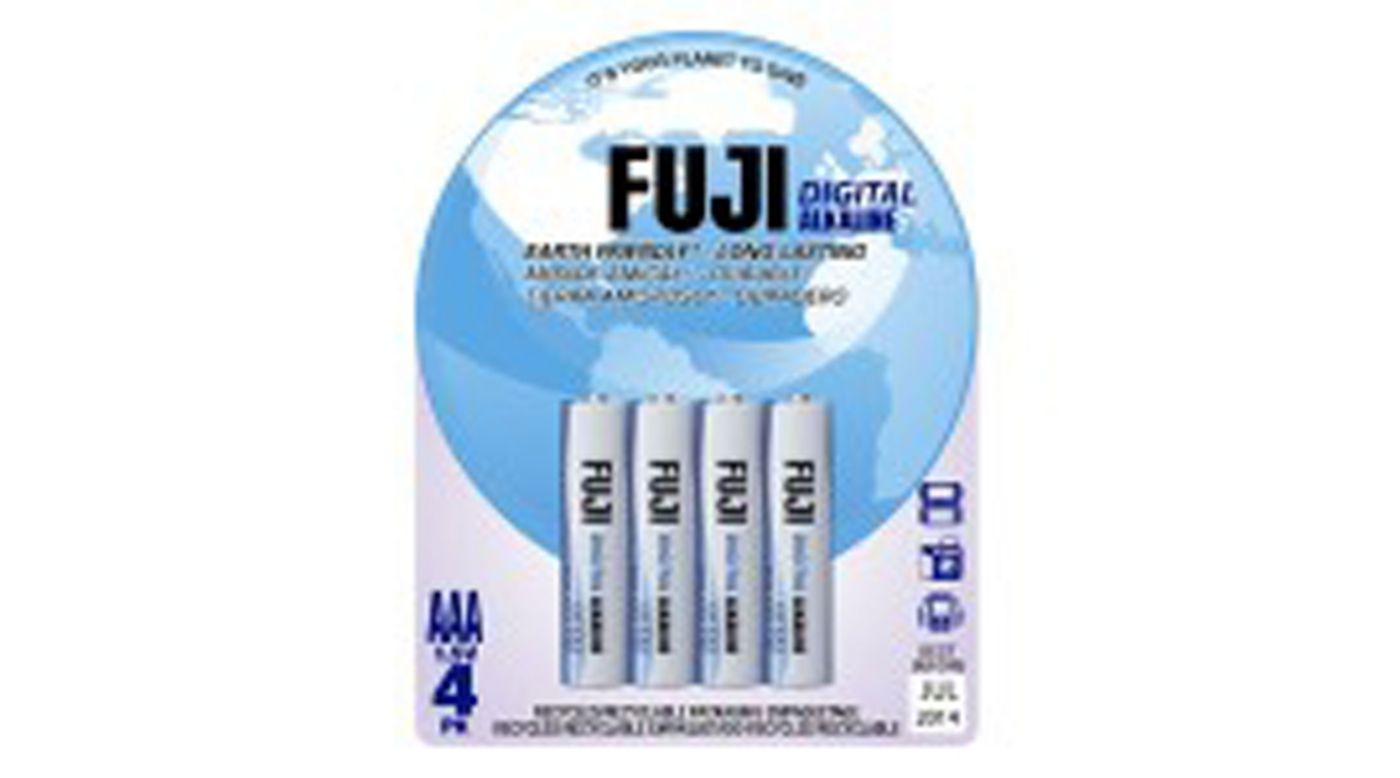 Image for AAA Digital Alkaline Battery (4) from HorizonHobby