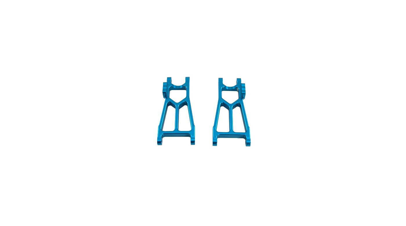 Image for Aluminum Rear Suspension Arms, Blue (2): Mini-T from HorizonHobby