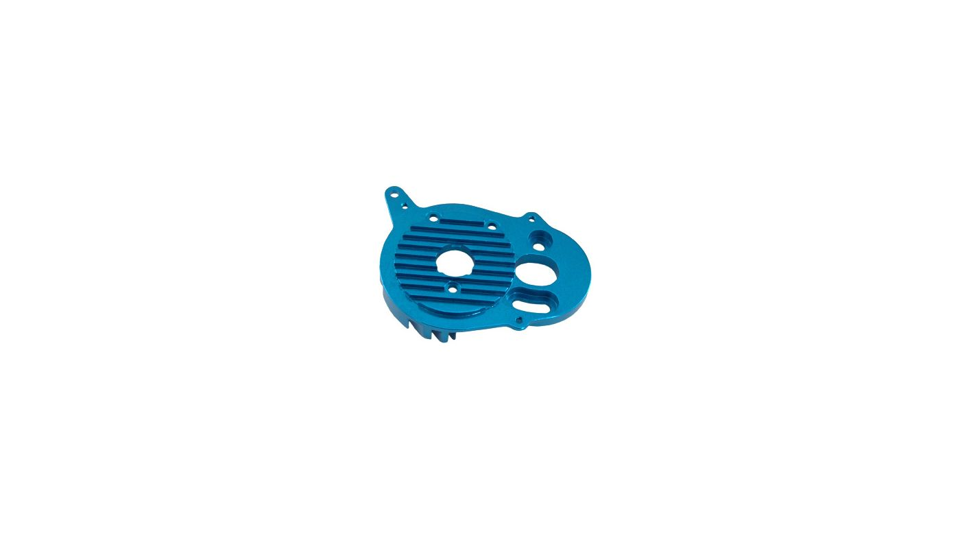 Image for Aluminum Motor Mount, Blue: Mini-T from HorizonHobby