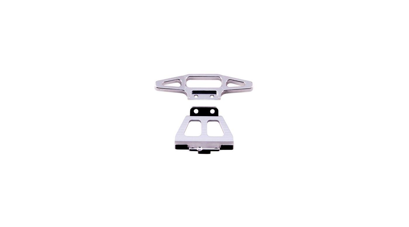 Image for Front Bumper, Silver: MLST/2, MRAM from HorizonHobby
