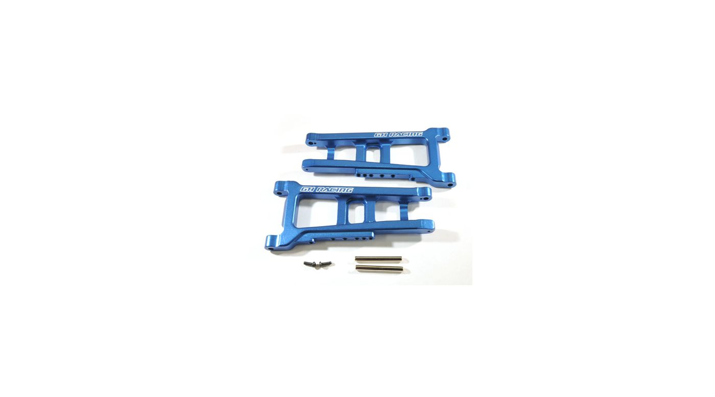 Image for Front Lower Arm, Blue: Slash 4x4 from HorizonHobby