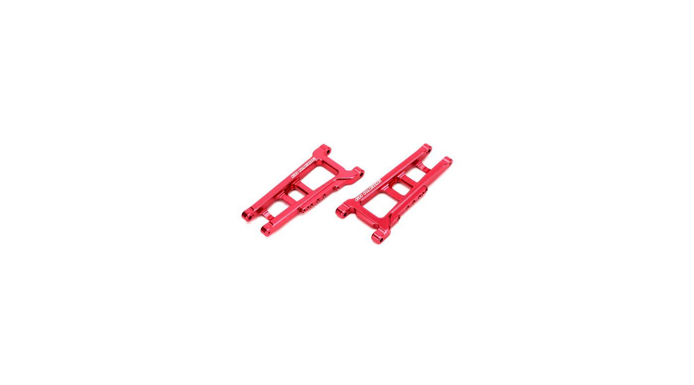 Image for Rear Lower Arm, Red: Slash 4x4 from HorizonHobby