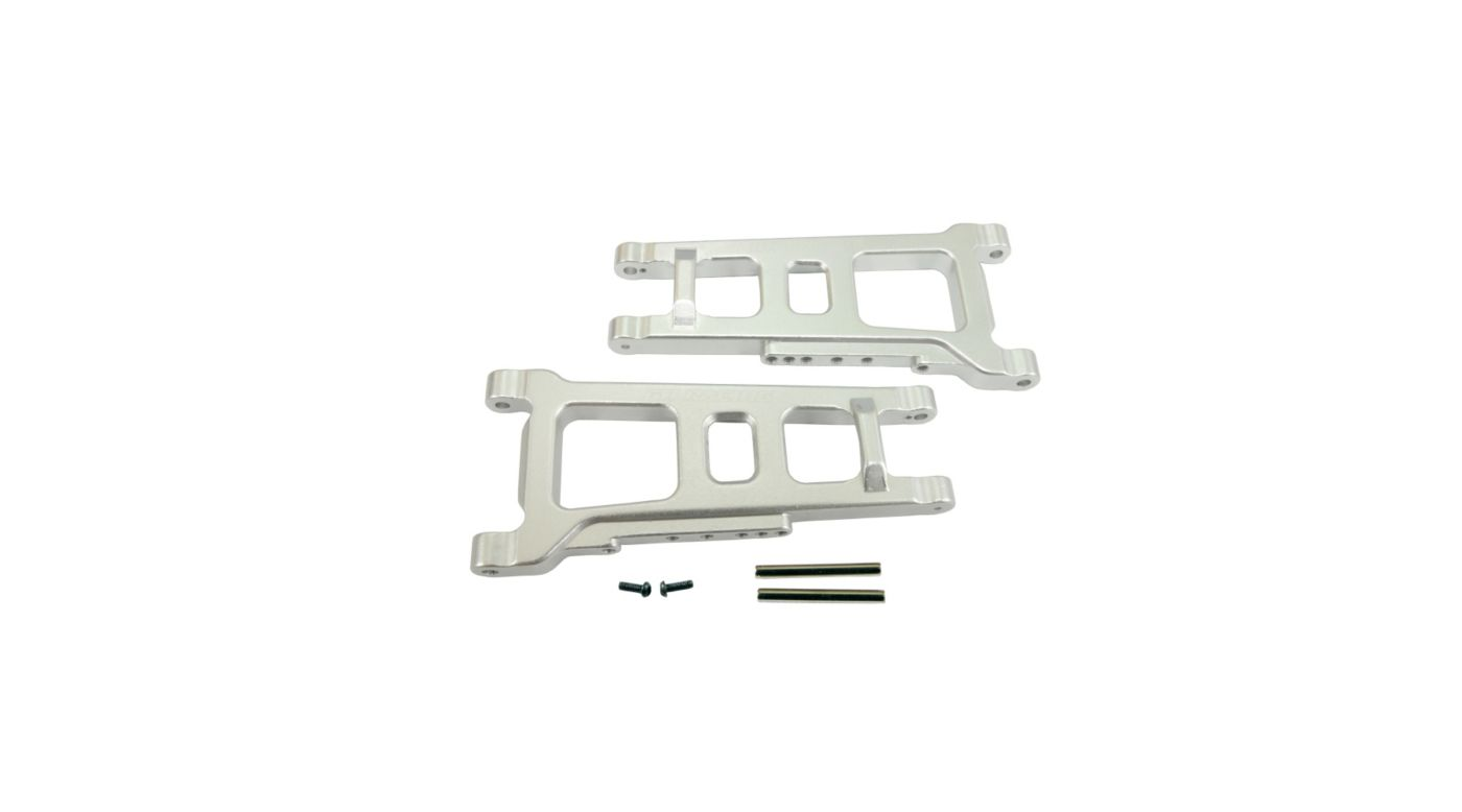 Image for Rear Lower Arm, Silver: Slash 4x4 from HorizonHobby