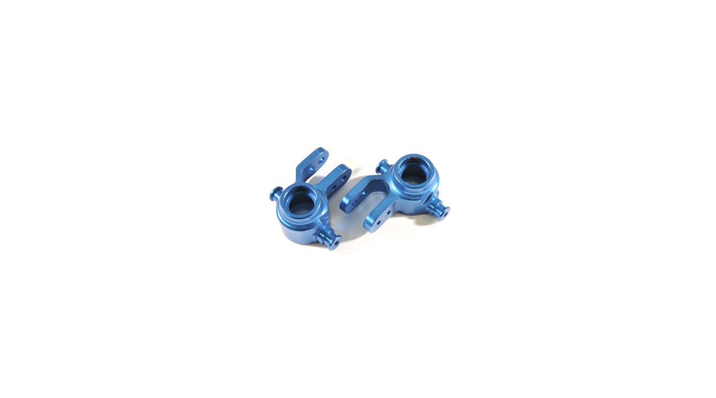 Image for Steering Block, Blue: Slash 4x4 from HorizonHobby