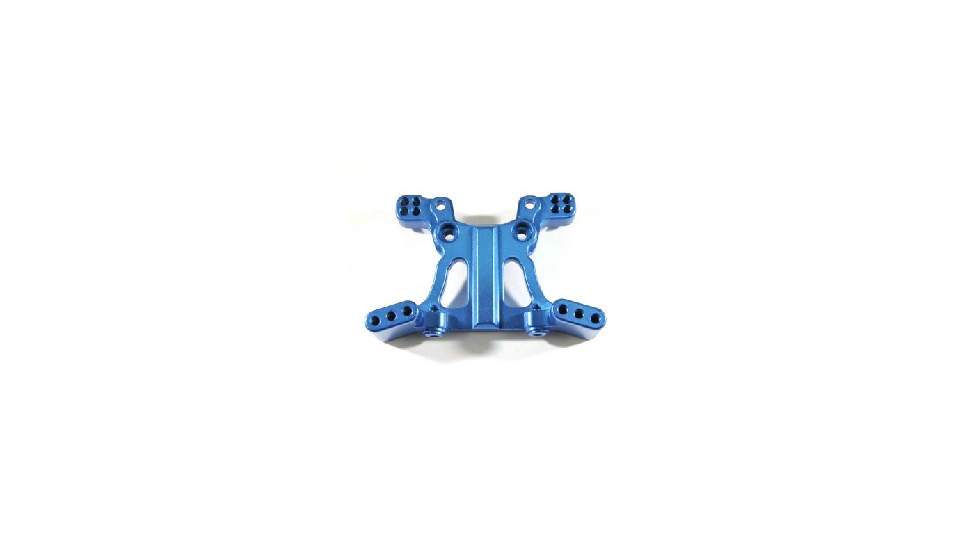 Image for Front Shock Tower, Blue: Slash 4x4 from HorizonHobby