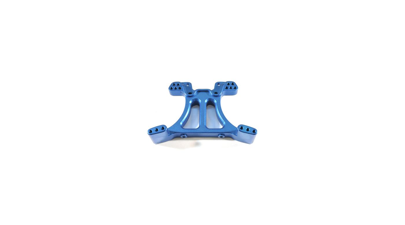 Image for Rear Shock Tower, Blue: Slash 4x4 from HorizonHobby