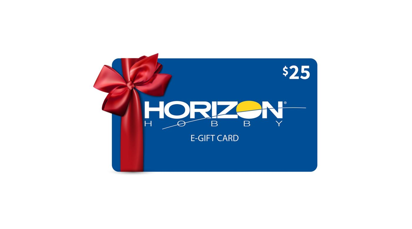 Image for $25 eGift Card from HorizonHobby