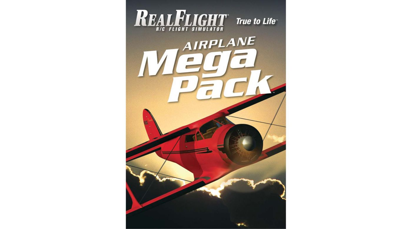 Image for Airplane Mega Pack from HorizonHobby