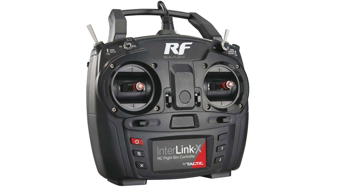 Image for RF-X/RF-8 InterLink-X Controller Only from HorizonHobby