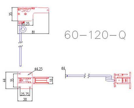 60 - 120 Tricycle Electric Retracts | HorizonHobby