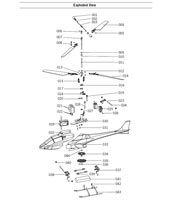 Blade Cx2 Rtf Electric Coaxial Micro Helicopter Horizonhobby