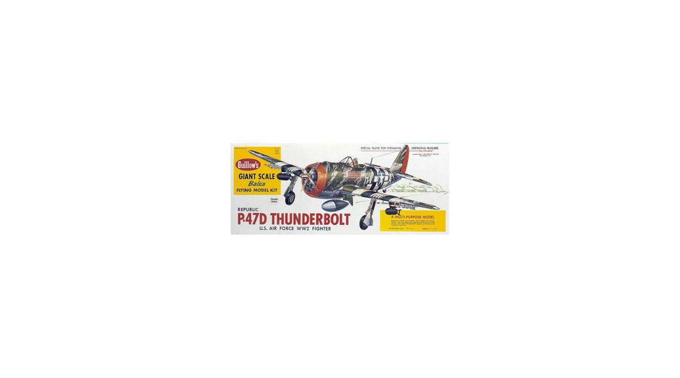 Image for P47D Thunderbolt from HorizonHobby