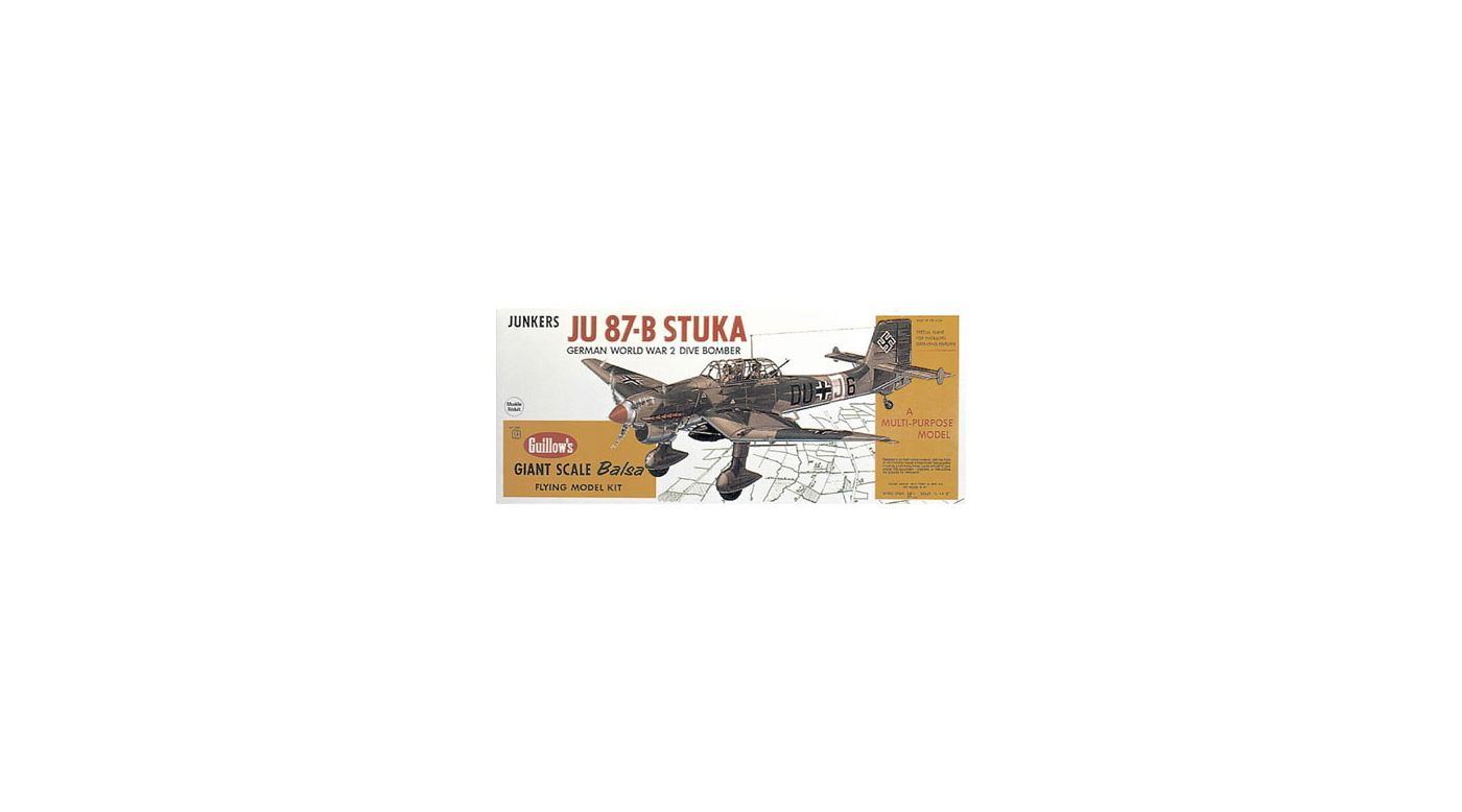 Image for JU 87B Stuka Kit, 34
