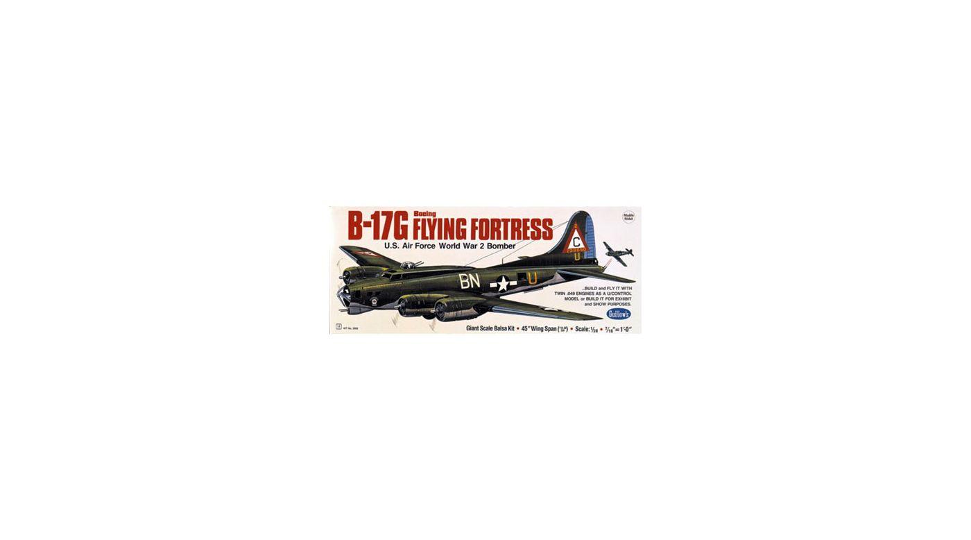 Image for Boeing B17G Flying Fortress from HorizonHobby