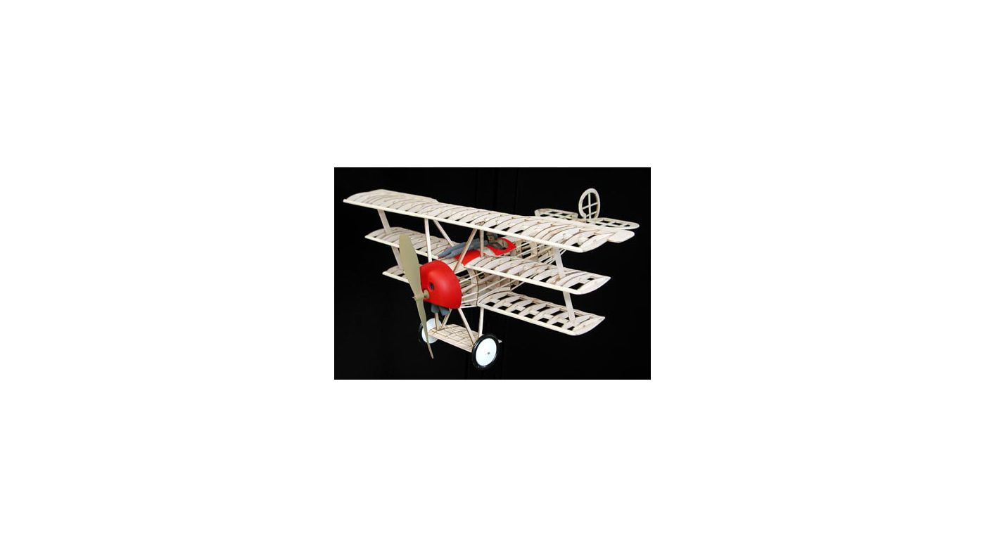 Image for Fokker DR1 Triplane Laser Cut from HorizonHobby