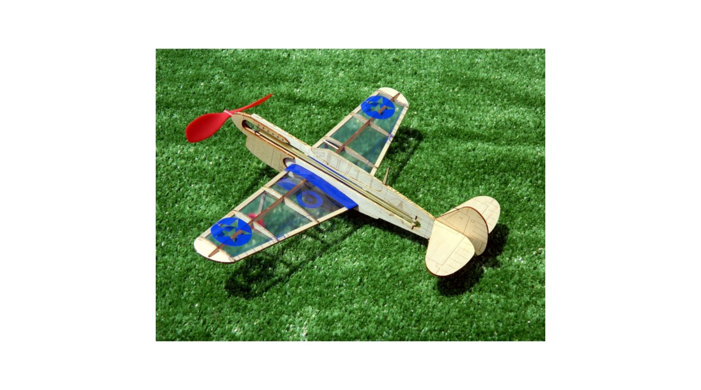 Image for Mini Model U.S. Warhawk from HorizonHobby