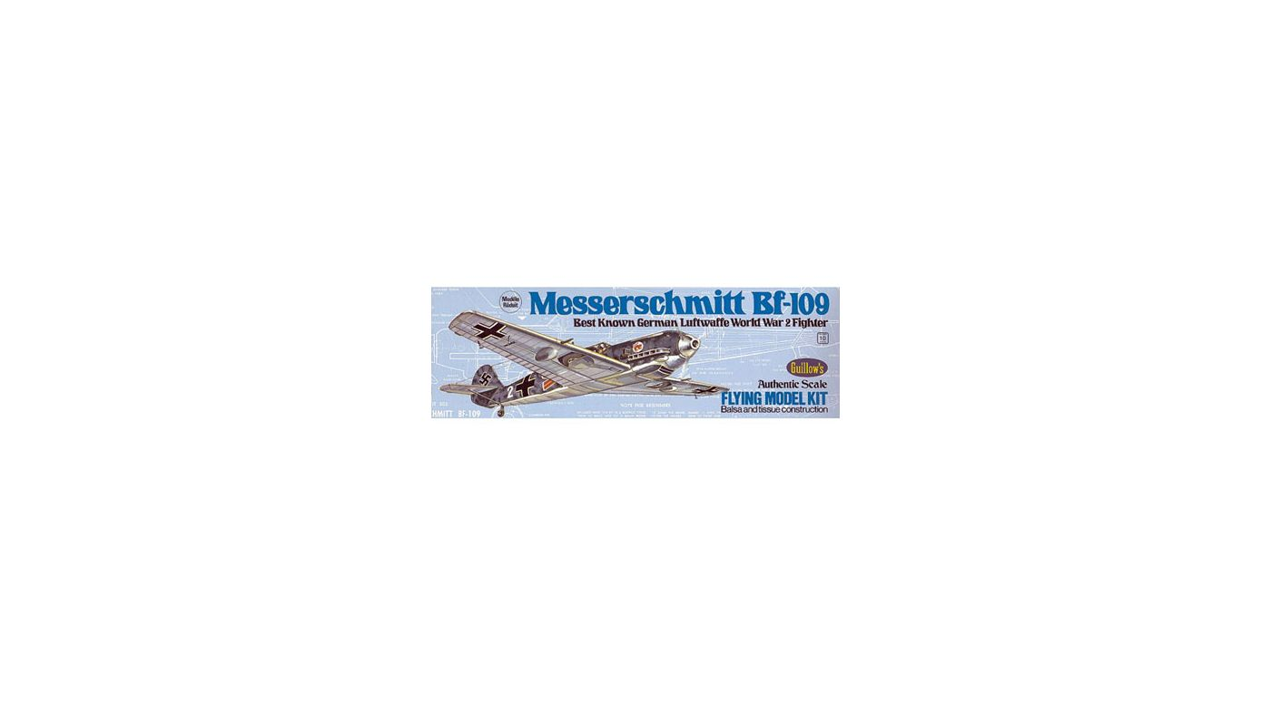 Image for Messerschmitt BF109 from HorizonHobby