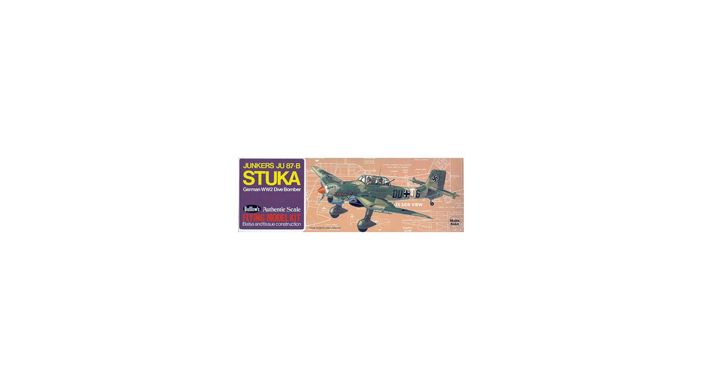 Image for Junkers JU 87B Stuka from HorizonHobby