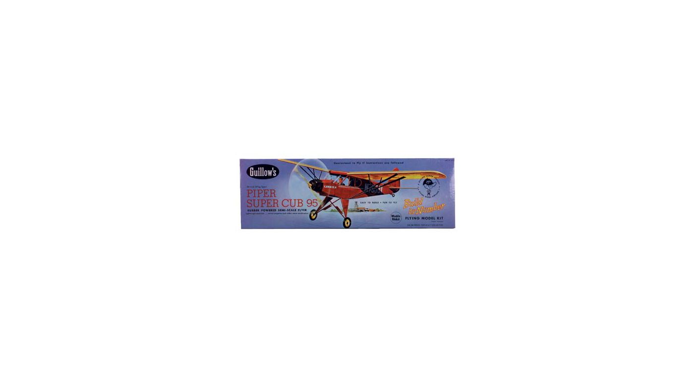 Image for Piper Super Cub 95 from HorizonHobby