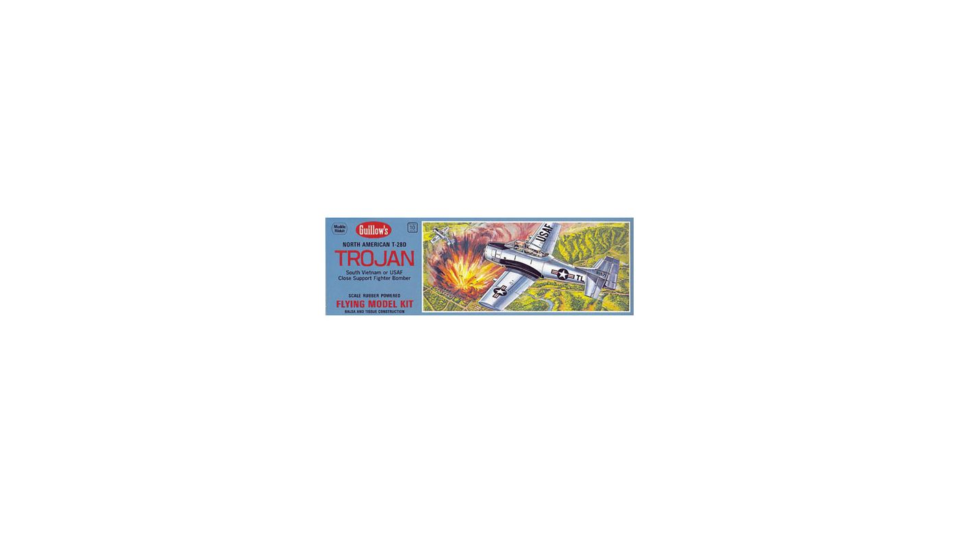 Image for North American T28 Trojan Kit, 16
