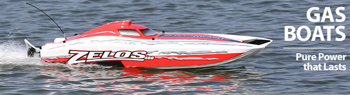 Gas-Powered RC Boats | Horizon Hobby by - Pro Boat