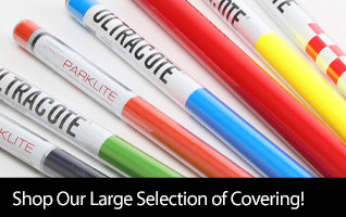 Shop Our Large Selection of Covering including Hangar 9 Ultracote and Top Flite Monokote