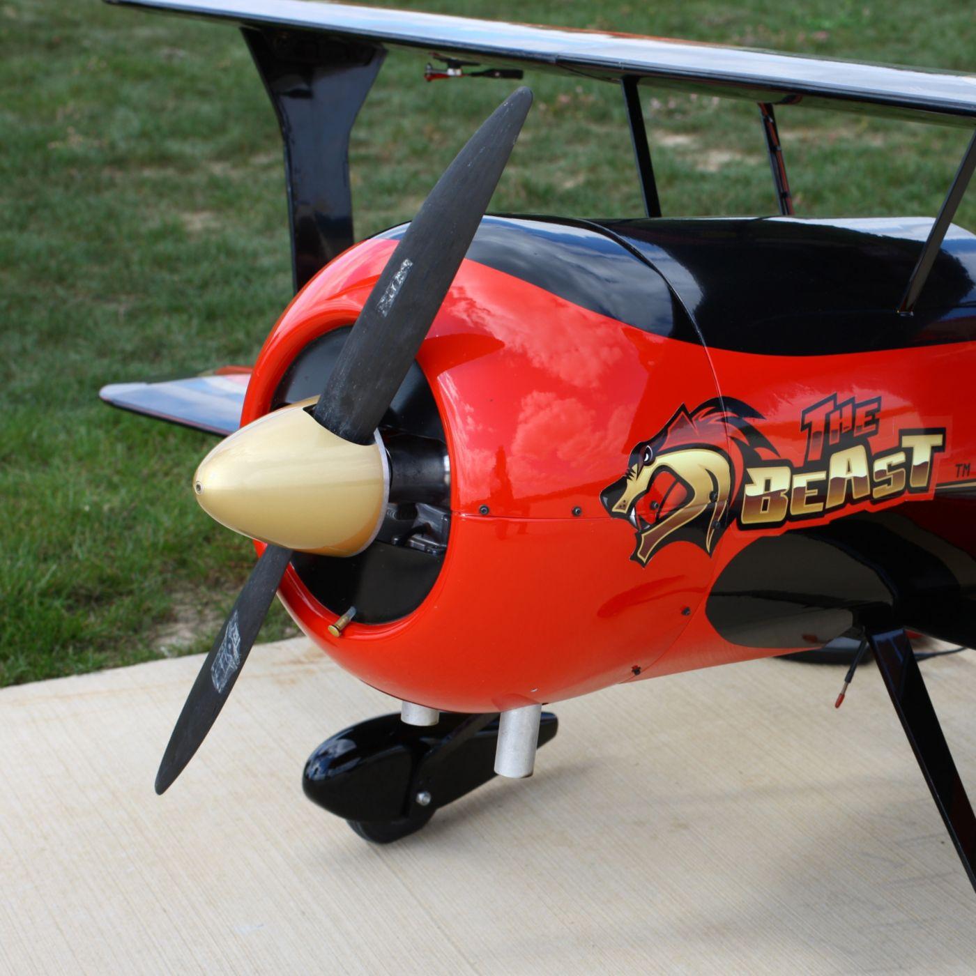 Hangar 9 Beast 100cc Airplane ARF | Horizon Hobby