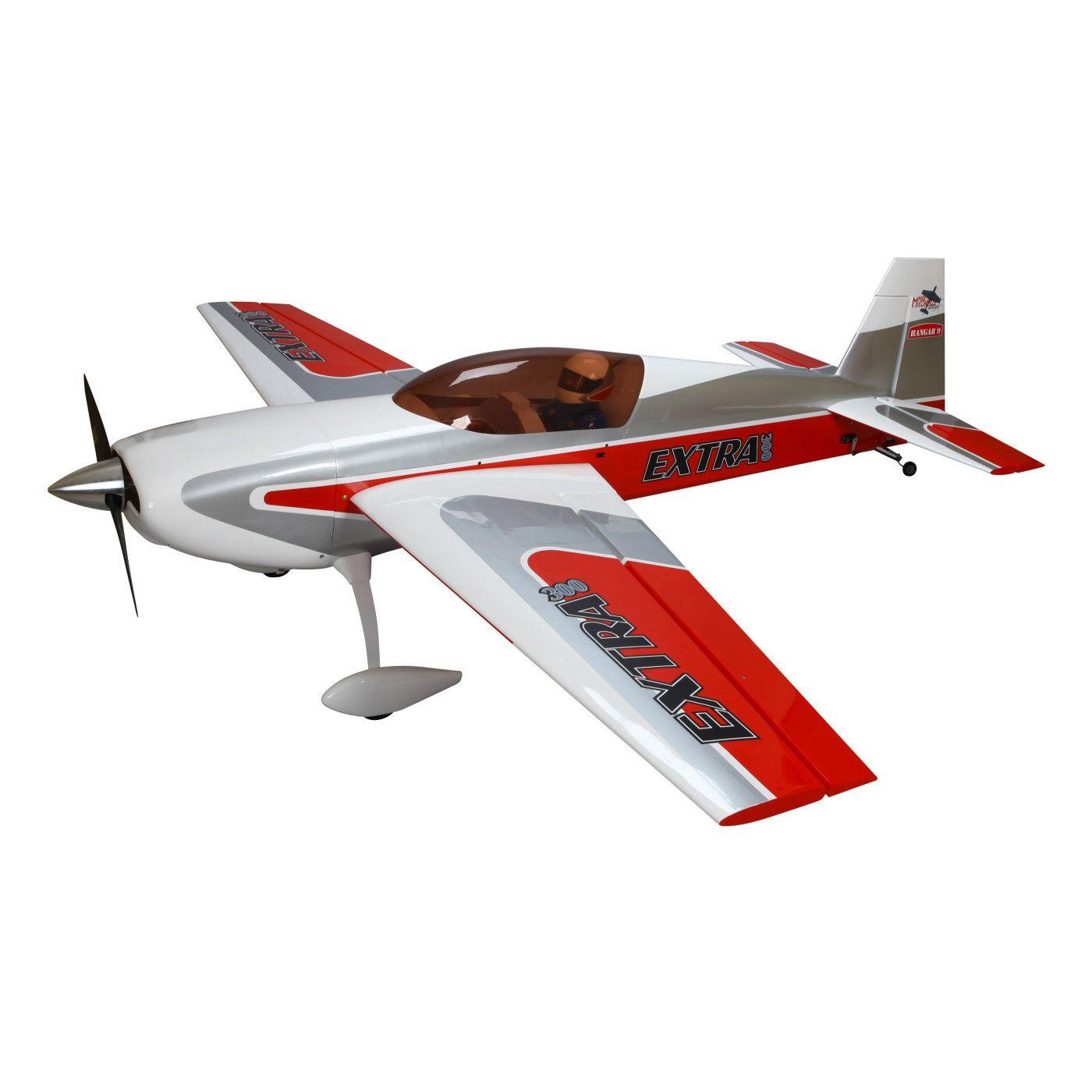 Hangar 9 35 Extra 300 Airplane Arf 3 Boxes Horizon Hobby