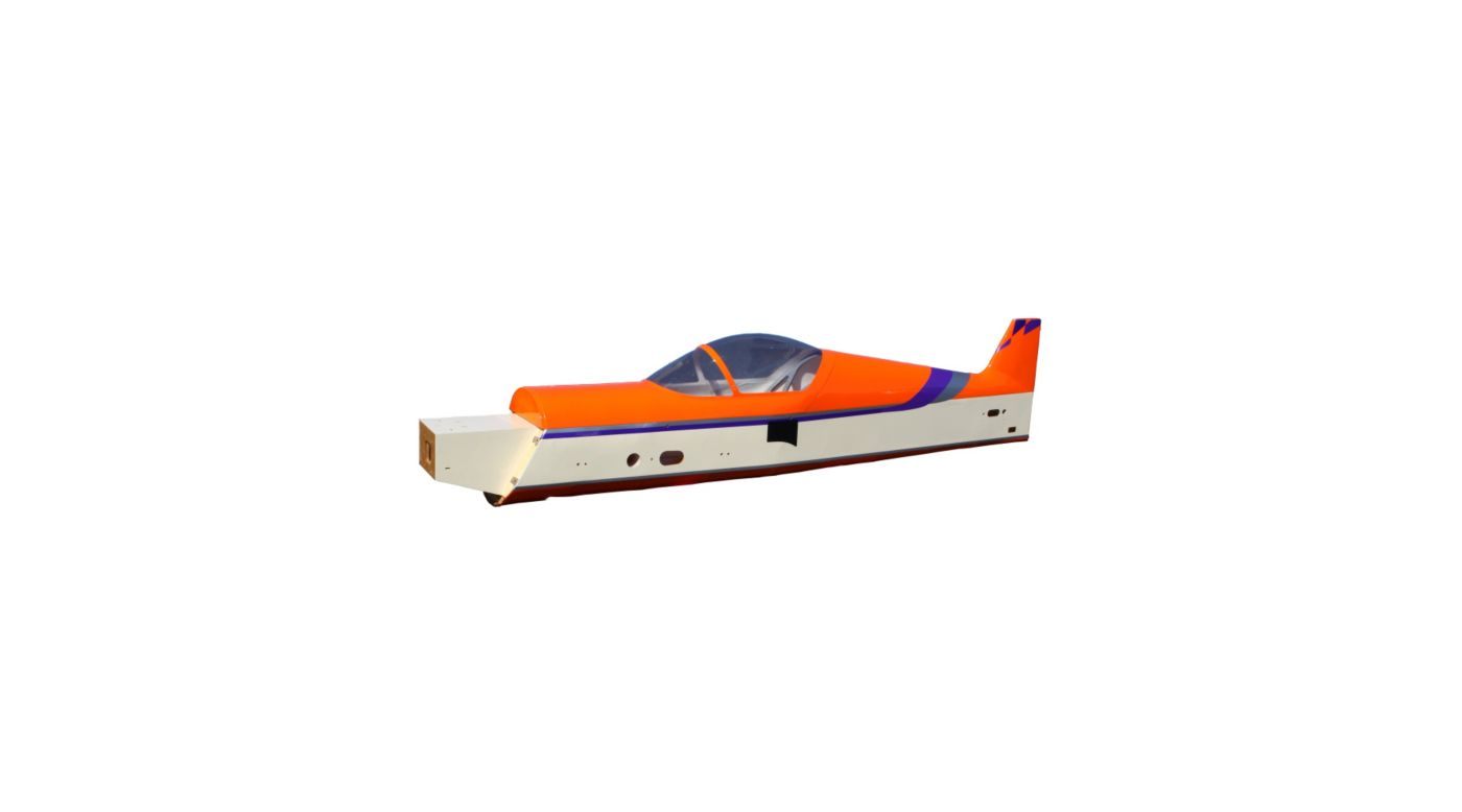 Image for Fuselage with Hatch, 3.1m Sukhoi MM ARF from HorizonHobby