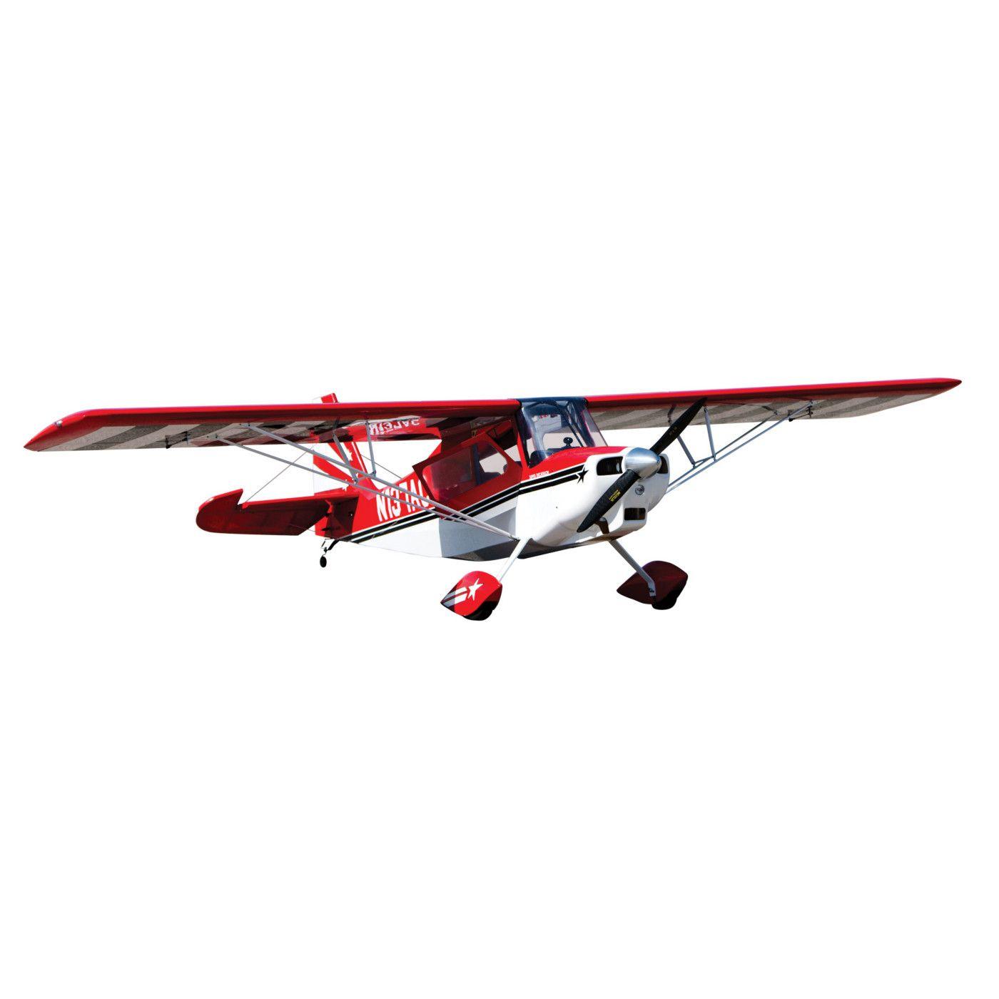 Hangar-9 Super Decathlon 100cc Mike McConville Almost
