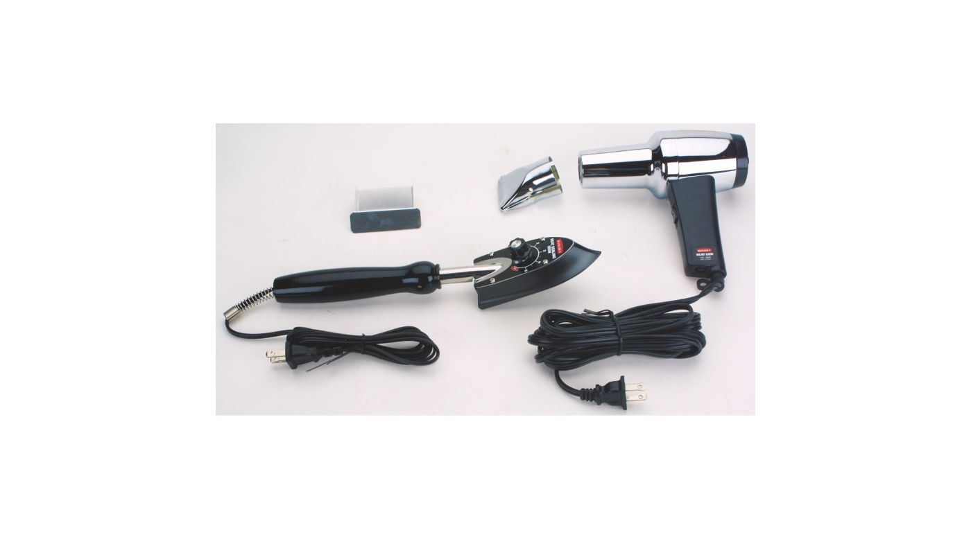 Image for Heat Gun/Sealing Iron Combo from HorizonHobby