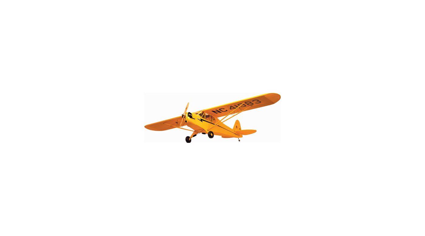 Image for J-3 Cub 1/4 Scale ARF from HorizonHobby