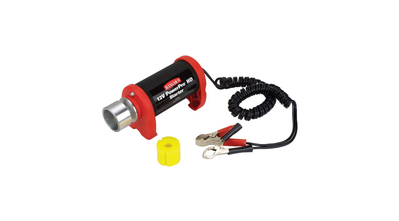 Image for PowerPro HD 12V Starter from HorizonHobby