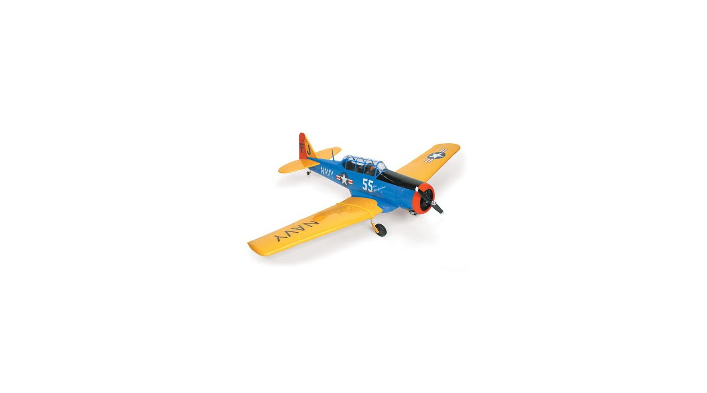 Image for AT-6 Texan 60 w/Retracts ARF from HorizonHobby