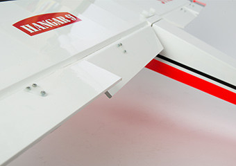 Wide Flight Envelope